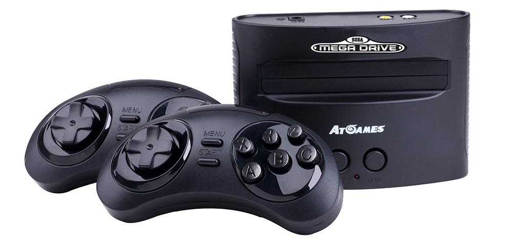 Sega выпускает две новые версии своей ретро-консоли Mega Drive - 1