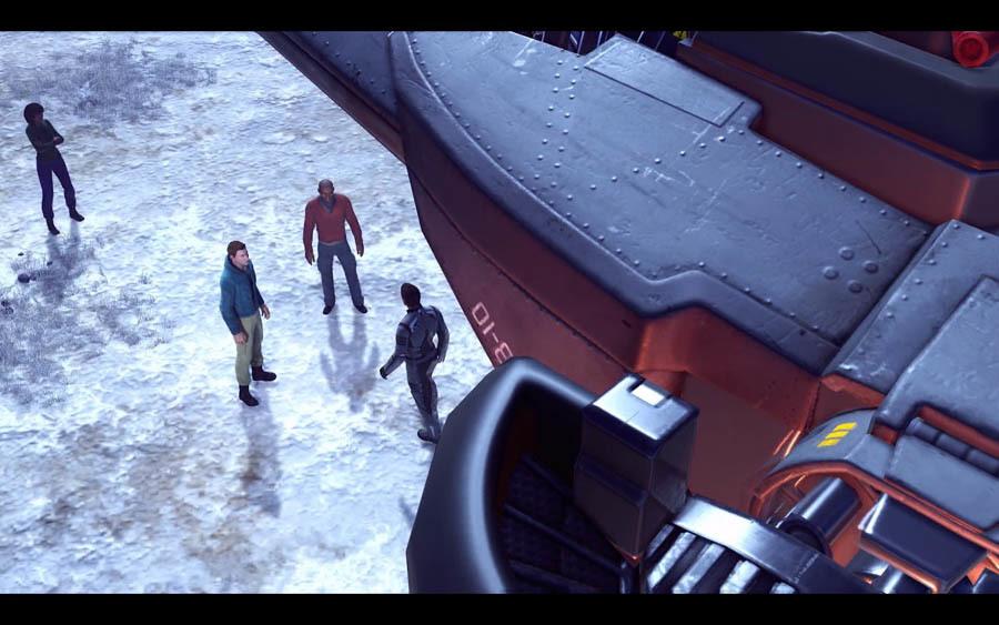 XCOM 2 – разбираем механики и смотрим на «вот в точно такую же, только меньше и другую» - 22