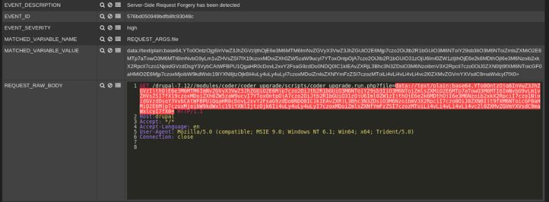 Критические уязвимости в Drupal: подробности и эксплоиты - 4