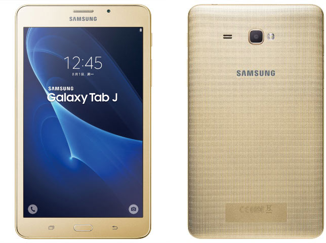 Планшет Samsung Galaxy Tab J стоит $185