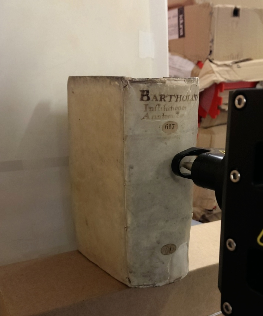Рентгеновские лучи помогли найти спрятанную средневековую библиотеку - 5