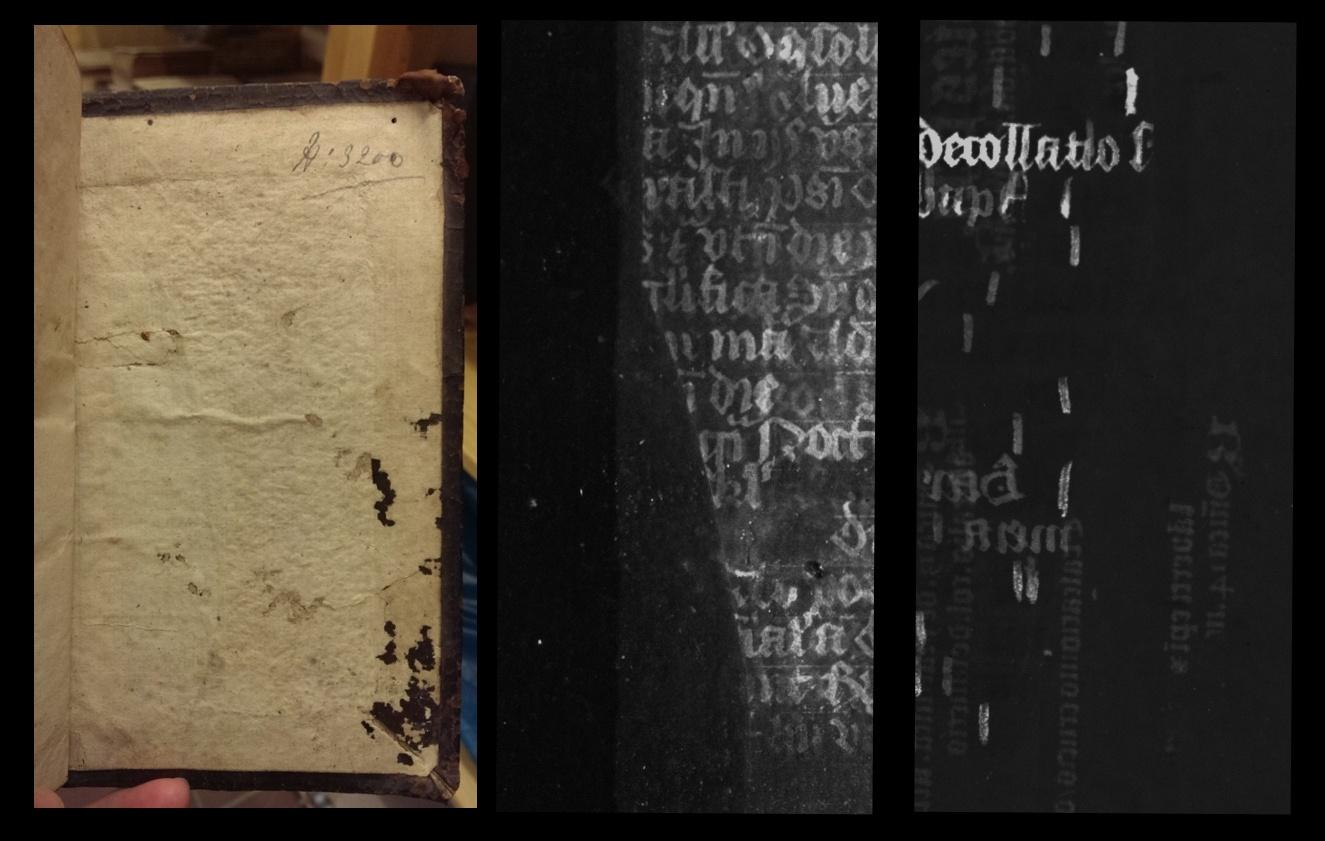 Рентгеновские лучи помогли найти спрятанную средневековую библиотеку - 6