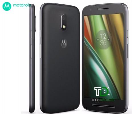 Смартфон Motorola Moto E3 поступит в продажу в августе по цене £100