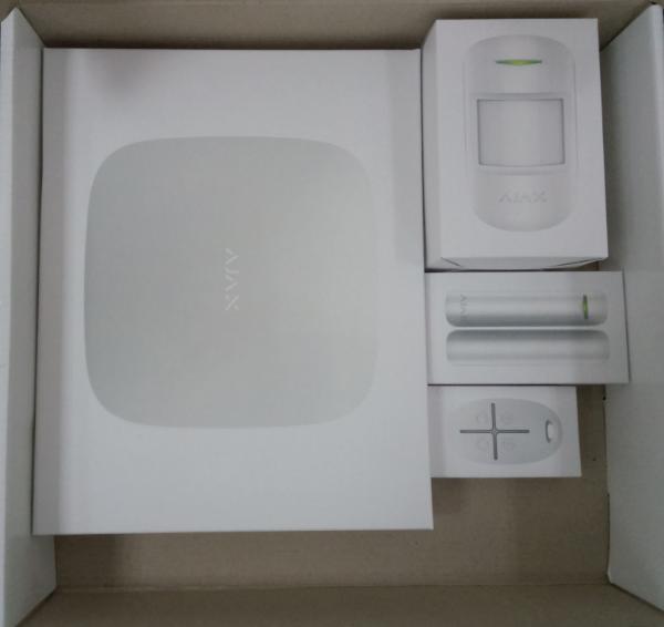 Сравнение беспроводных комплектов сигнализаций Ajax StarterKit и Xiaomi Smart Home Suite - 6