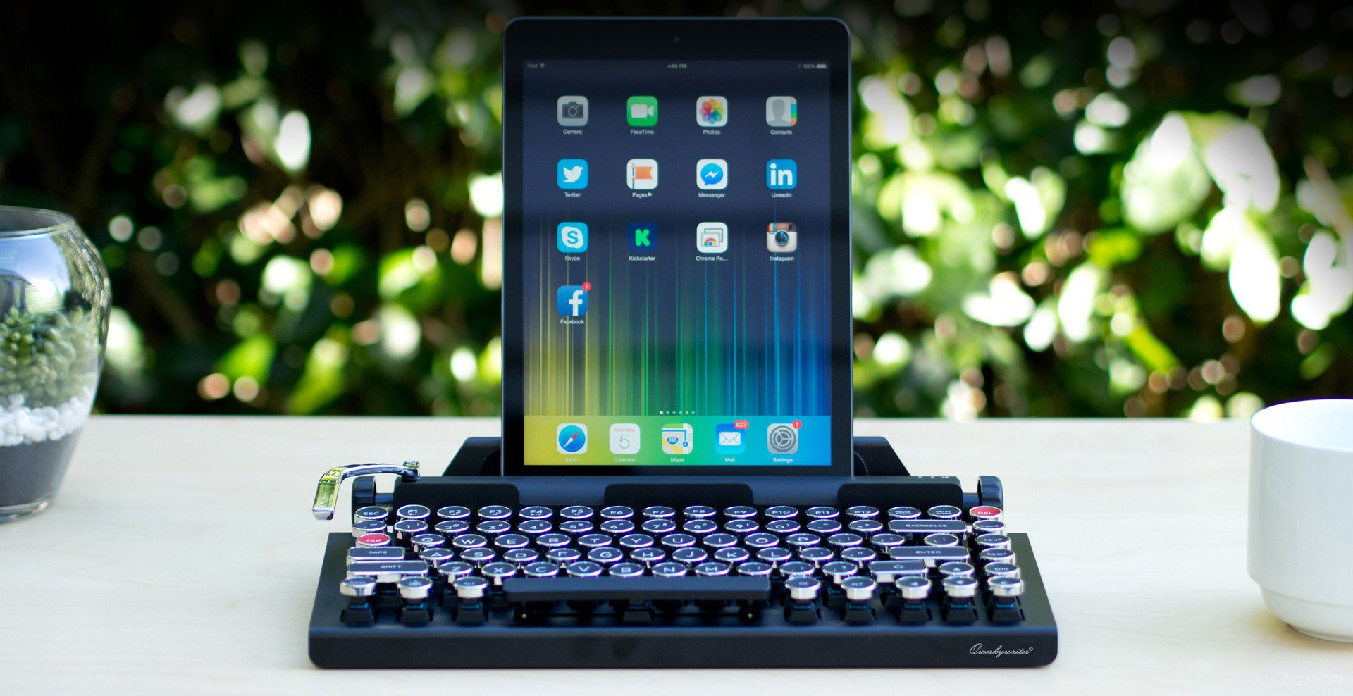 Вводимый с ряда моделей беспроводных клавиатур текст научились перехватывать с расстояния в 75 метров - 1