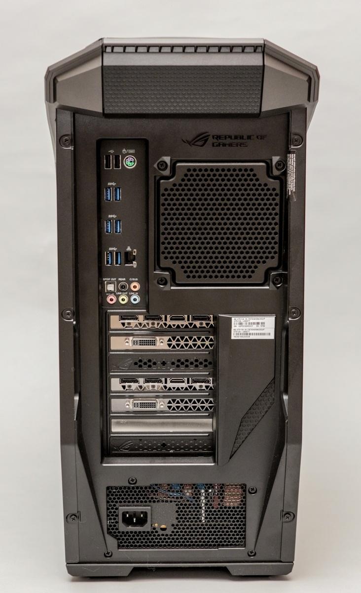 Обзор игрового системного блока ASUS ROG GT51CA - 20