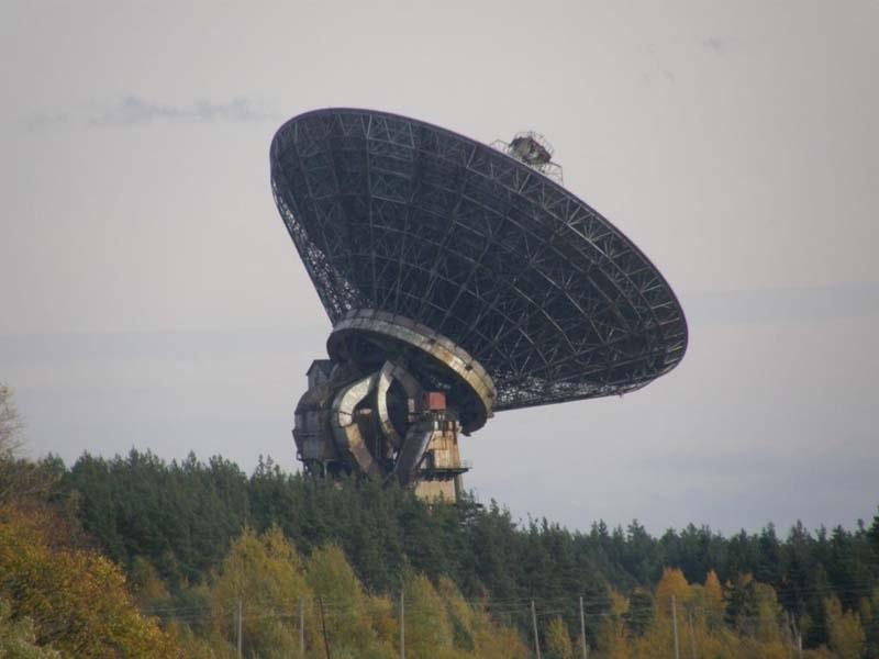 Подзабытый гигант: радиотелескоп ТНА-1500 - 6