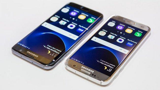 Успех смартфонов Samsung Galaxy S7 и S7 edge позволил компании отчитаться о рекордном квартале за последние два года - 1