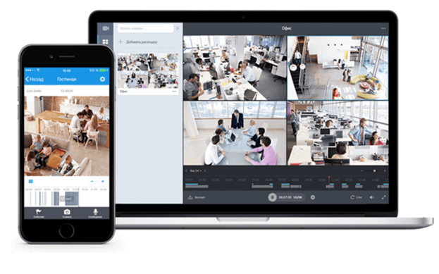 Open API Ivideon: первые шаги - 3