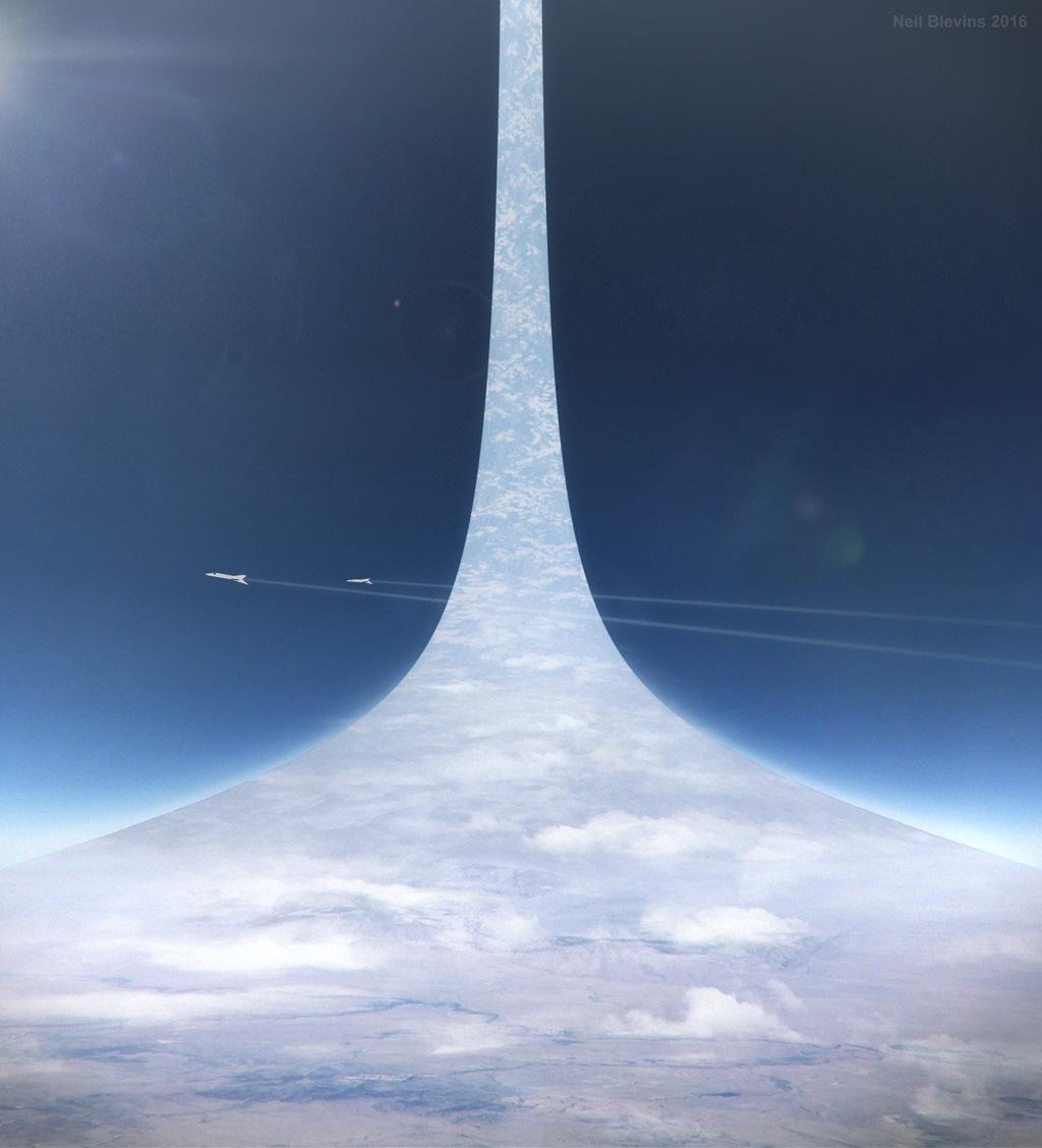 Теоретически возможные космические мегаструктуры - 15