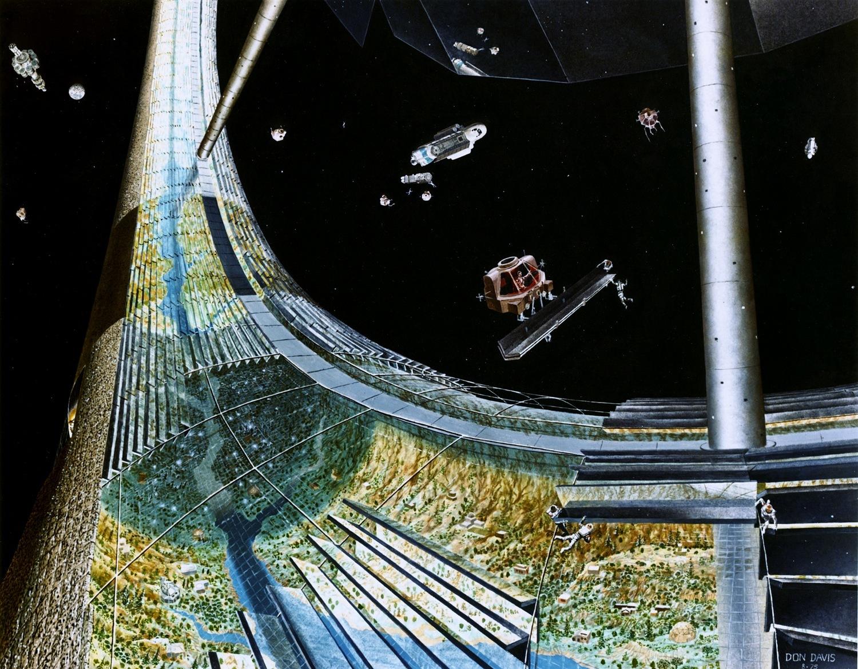 Теоретически возможные космические мегаструктуры - 5