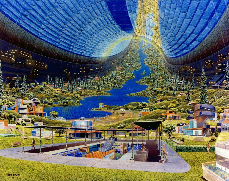 Теоретически возможные космические мегаструктуры - 6