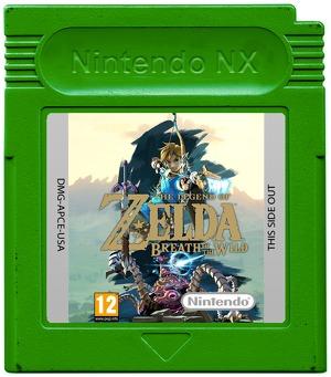 Консоль Nintendo NX будет использовать картриджи