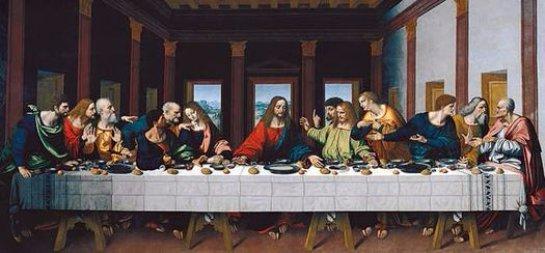 Итальянский ученый раскрыл смысл » Тайной вечери»