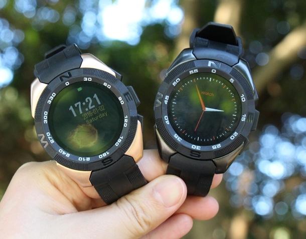 Умные часы ставятся все дешевле. Модель No.1 G5 предлагается за $20