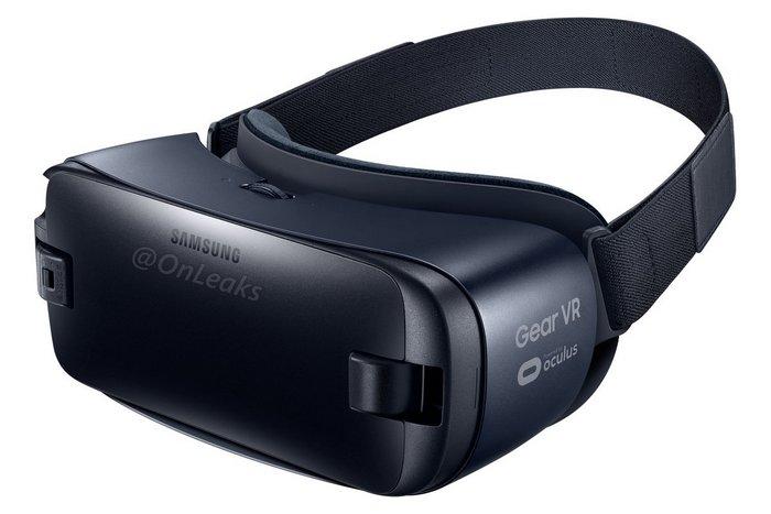 Ожидается, что новая гарнитура Samsung Gear VR будет работать с Galaxy Note7, Galaxy S7 и Galaxy S6