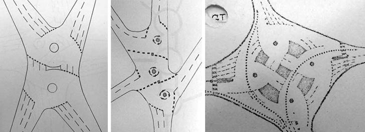 Волшебная круговая развязка: кругосветное путешествие по самой сложной дорожной развязке в мире - 4