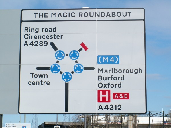 Волшебная круговая развязка: кругосветное путешествие по самой сложной дорожной развязке в мире - 5