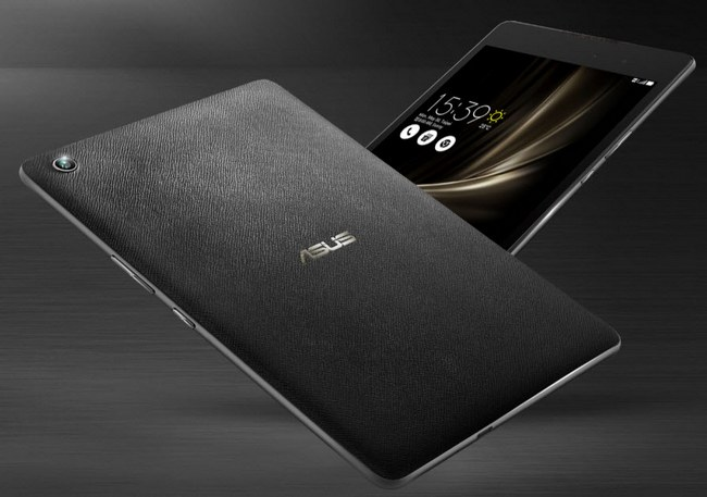 Представлен планшет Asus ZenPad 3 8.0 с дисплеем разрешением 2K