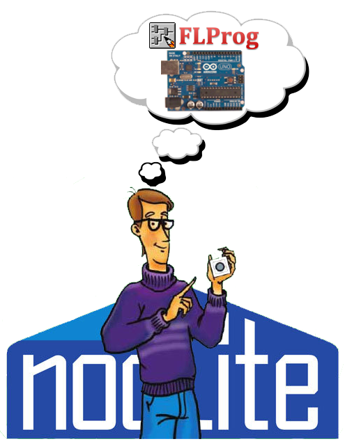 И снова – NooLite + FLProg - 1