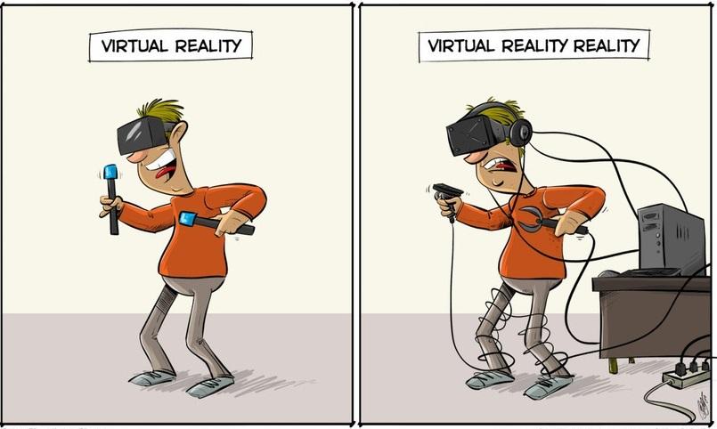 4 шлема виртуальной реальности, которые можно купить уже сейчас - 5