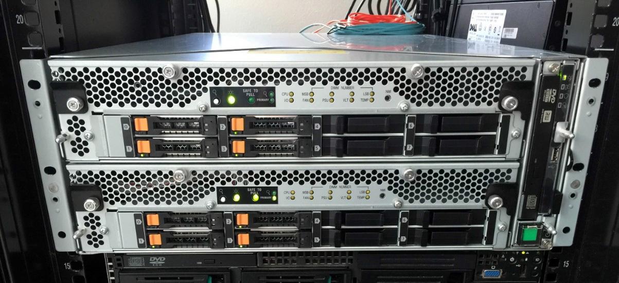 Чем Fault Tolerant серверы отличаются от «бытового» ширпотреба на конкретном примере - 1