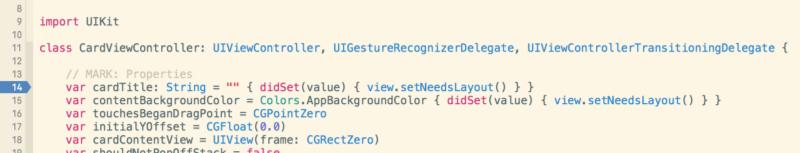 Заряжаем Xcode - 8