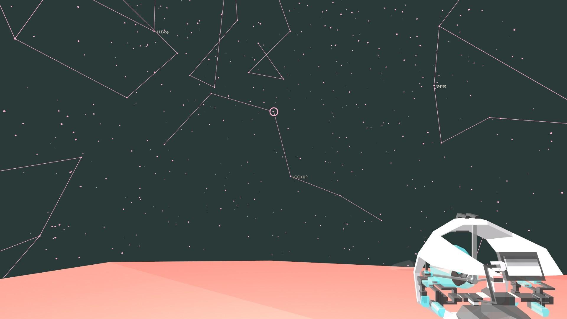 MirrorMoon EP Constellation