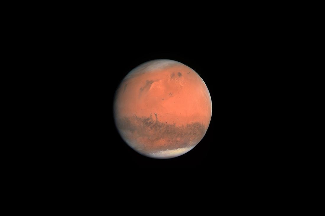 Что мы знаем о Марсе? - 1