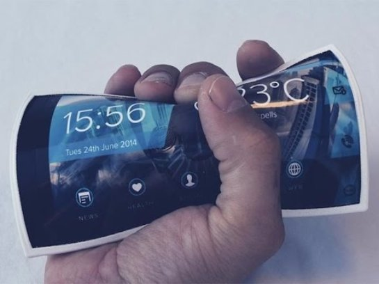 В Samsung призвали не ждать скорого появления гибких смартфонов