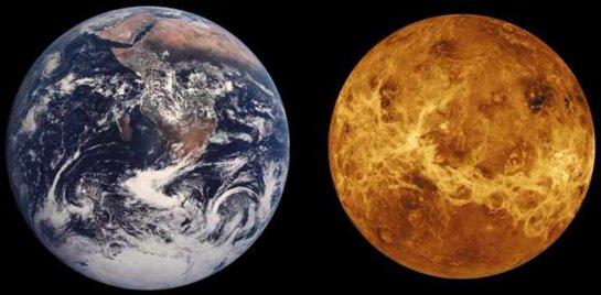 Ученые считают, что на Венере уже когда-то была жизнь