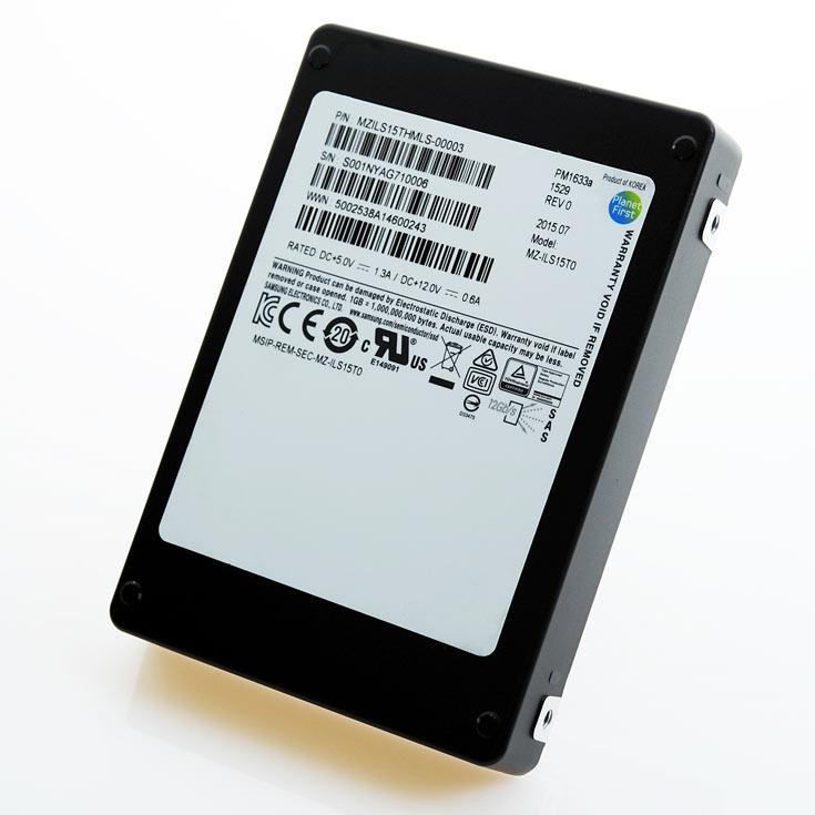 Накопитель Samsung PM1633a