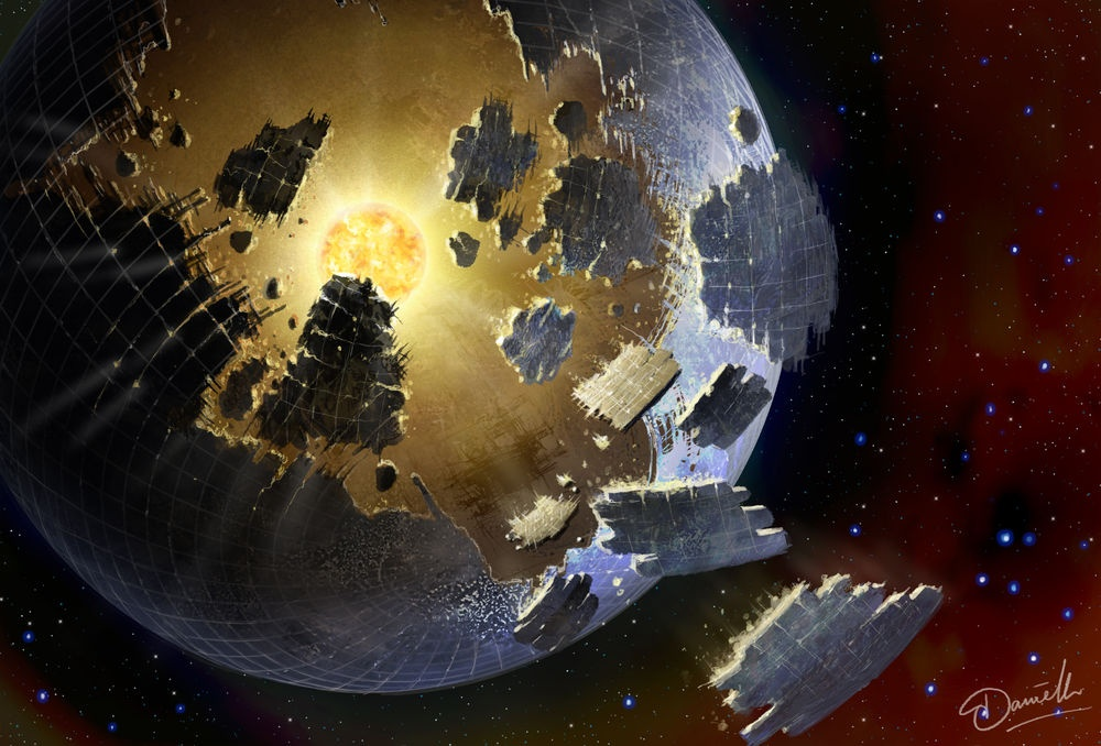 Звезда со сферой Дайсона продолжает ставить загадки перед учёными - 1