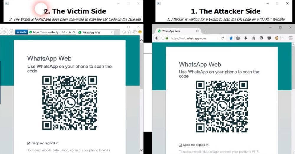 QRLJacking: новый тип атаки угрожает безопасности пользователей ряда сервисов и интернет-мессенджеров - 3