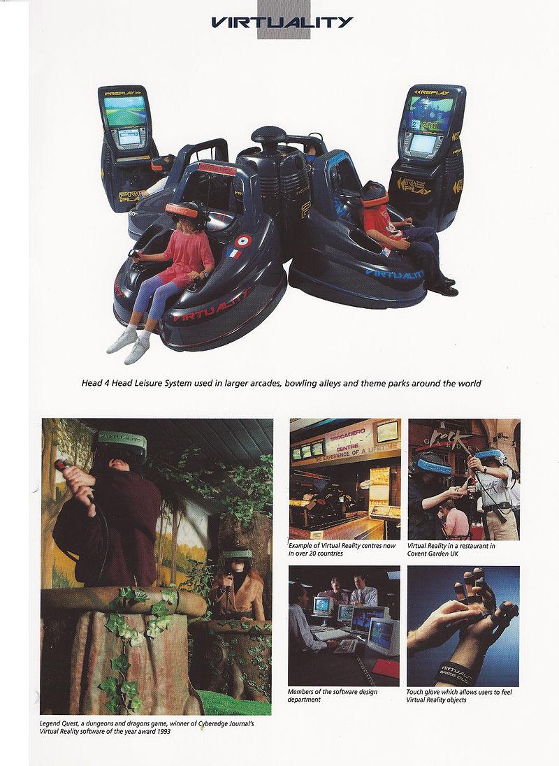 Какой была виртуальная реальность 1990-х - 7