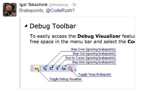 CodeRush for Roslyn 16.1.6 — Official Release - 1