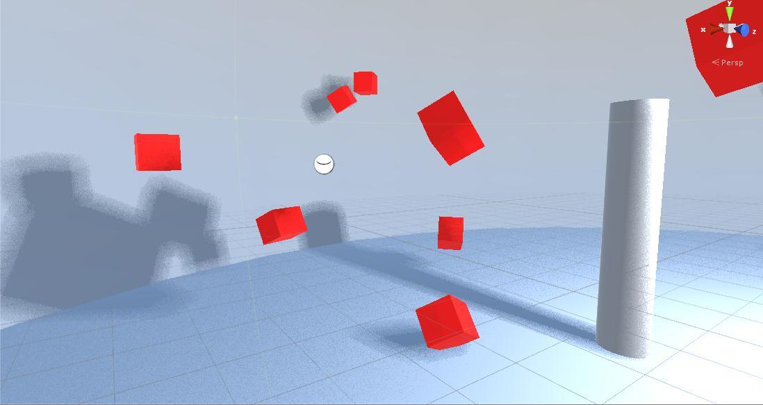Прокачка pointlight теней в Unity - 3