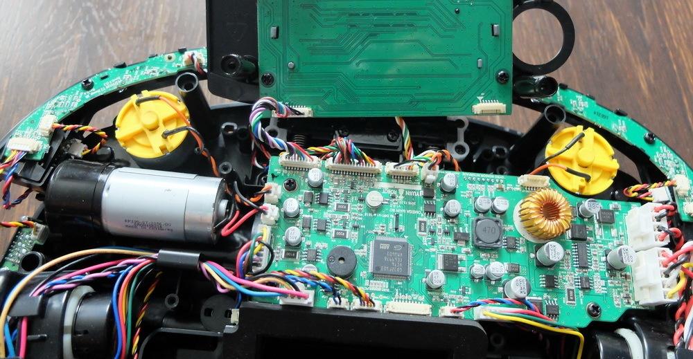 Тестирование и обзор робота-пылесоса iCLEBO Omega - 18