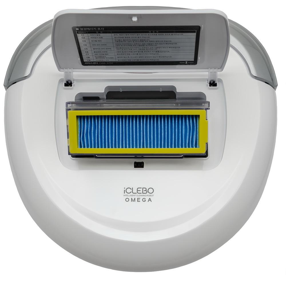 Тестирование и обзор робота-пылесоса iCLEBO Omega - 6