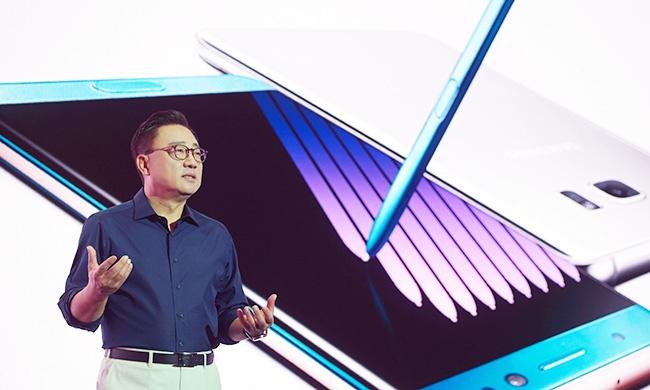 Производитель подтвердил возможность выпуска варианта Galaxy Note7 со 128 ГБ флэш-памяти