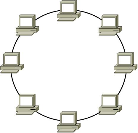 Основы компьютерных сетей. Тема №1. Основные сетевые термины и сетевые модели - 5