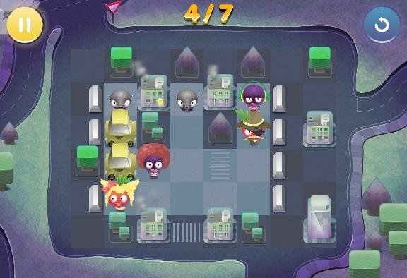 Процедурная генерация уровней для игр-головоломок - 1