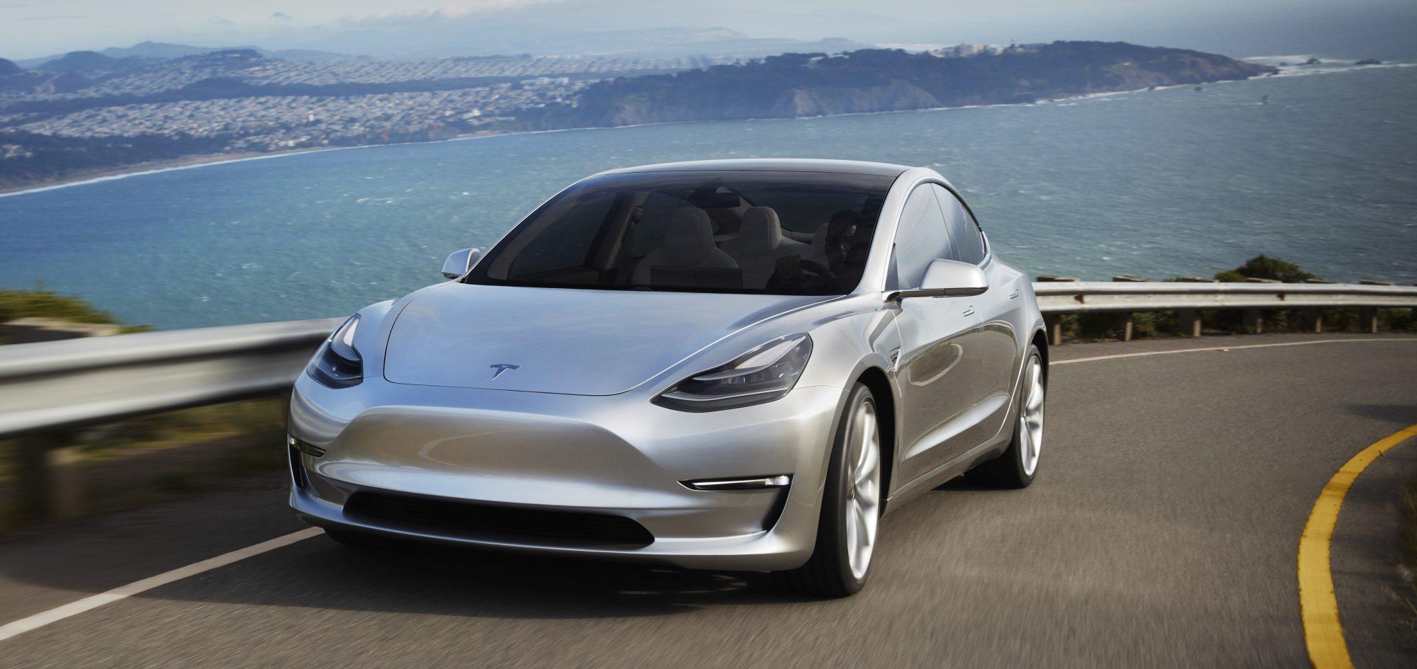 Tesla Model 3: все, что сейчас известно об этой модели электромобиля - 1