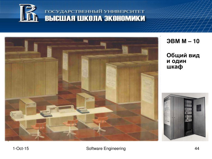 Что такое программная инженерия. Лекция в Яндексе - 42