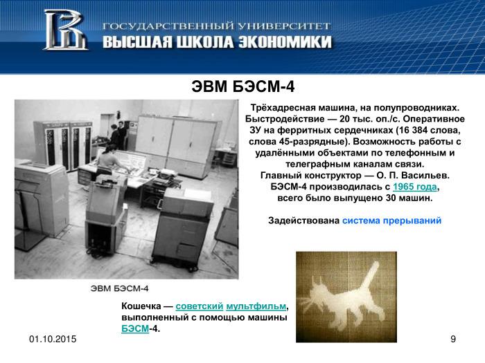 Что такое программная инженерия. Лекция в Яндексе - 8