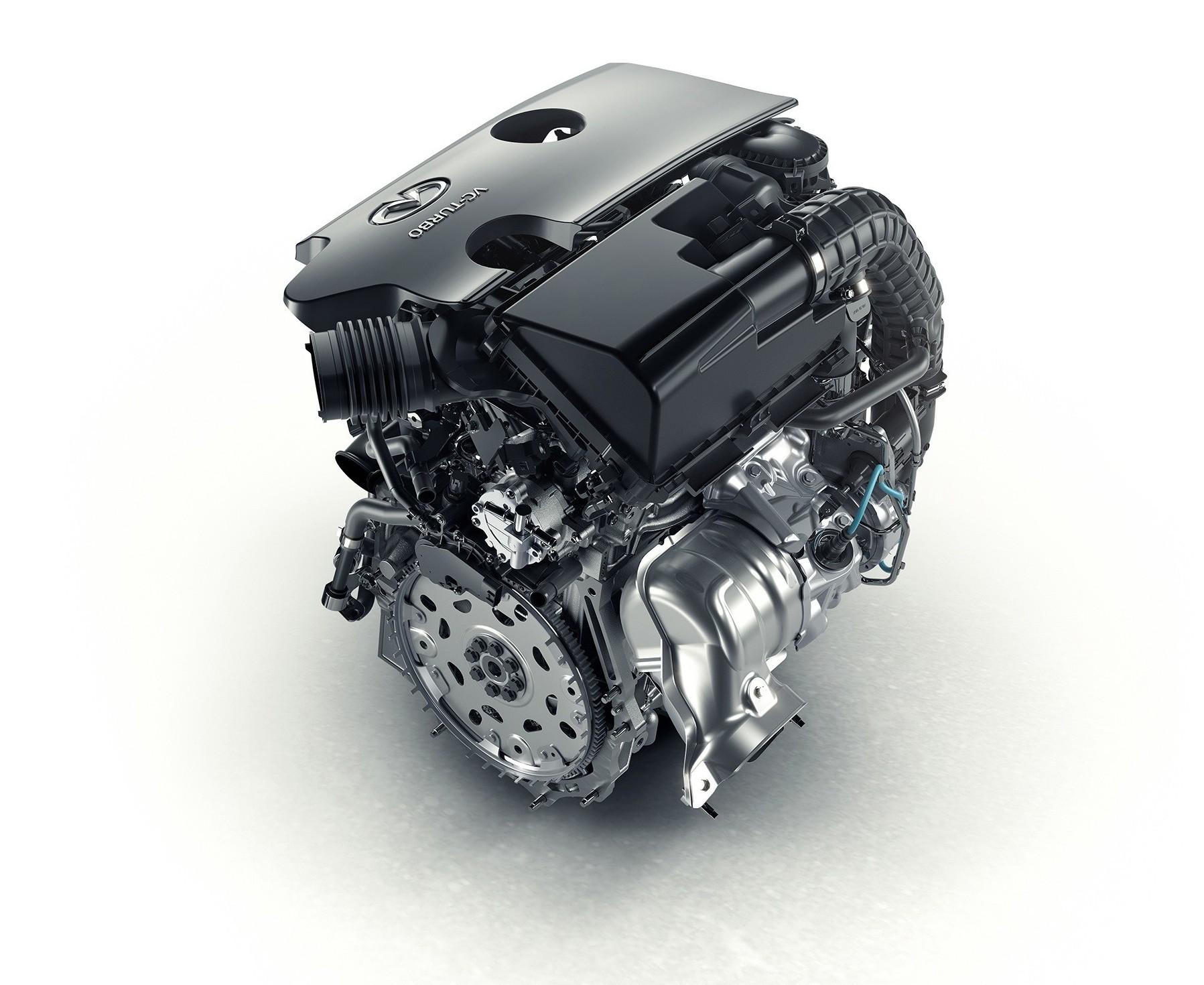 Nissan разработала ДВС с изменяемой степенью сжатия - 1