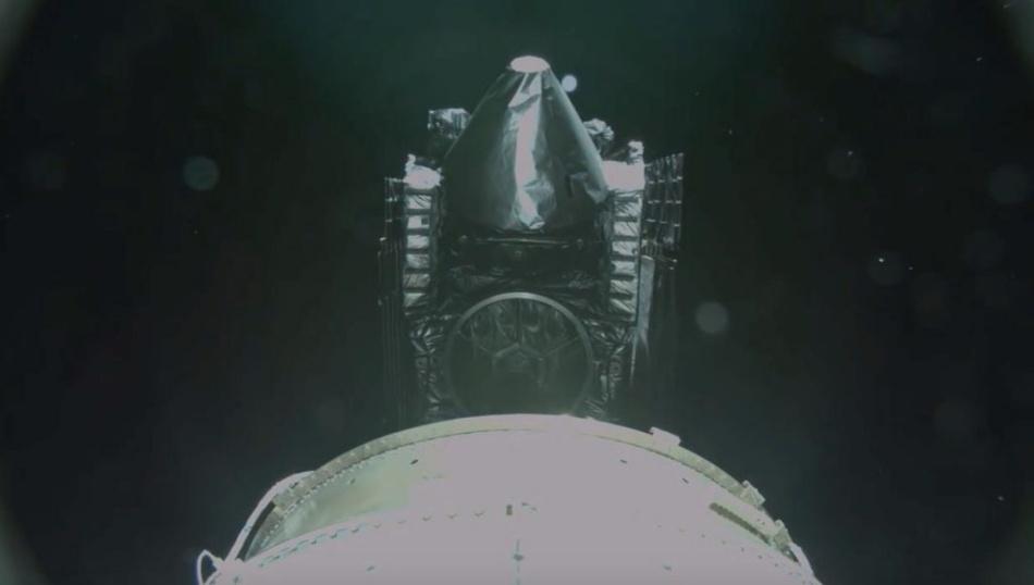 Из последних сил на орбиту - 1