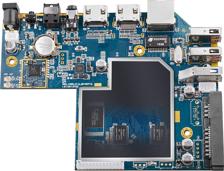 Медиаплеер Zidoo X9s имеет ряд особенностей благодаря платформе Realtek