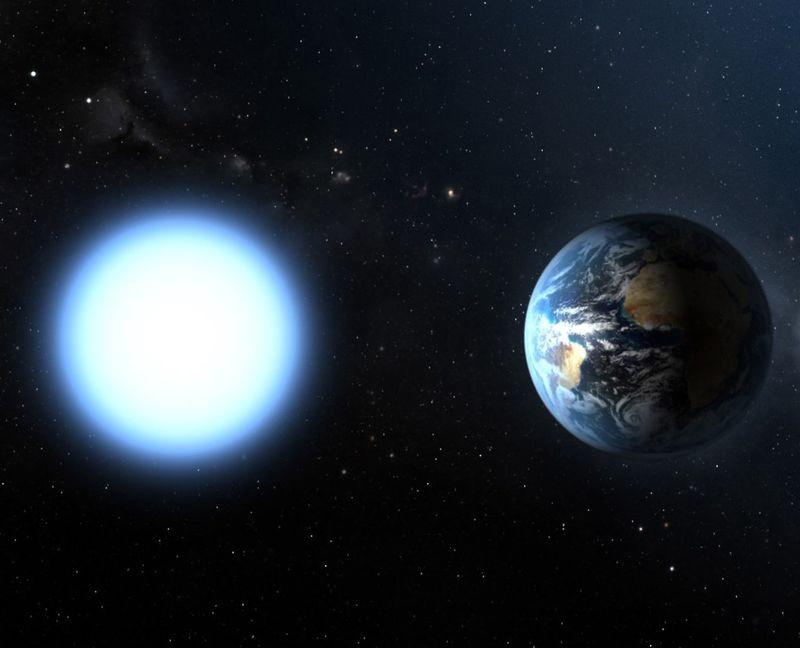 Самая маленькая чёрная дыра во Вселенной - 7