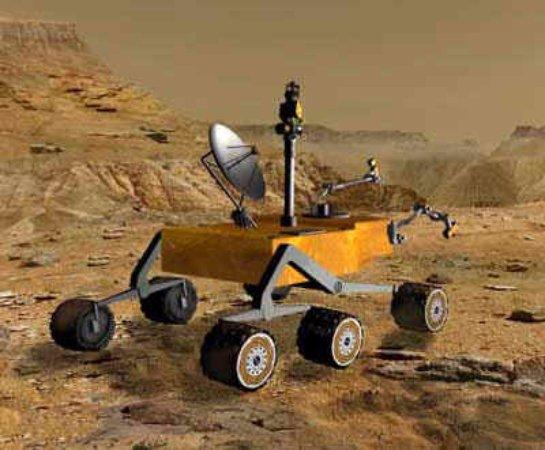 NASA объявила конкурс на создание устойчивого к негативным условиям космоса робота